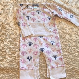 FeatherBaby 3-6 Months bodysuit